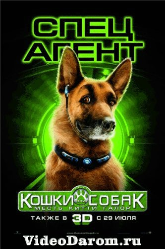 Кошки против собак 2: Месть Китти Галор / Cats & Dogs: The Revenge of Kitty ...