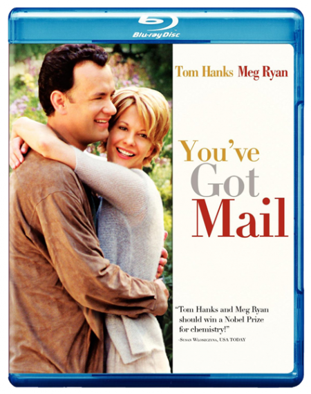 Вам письмо / You`ve Got Mail